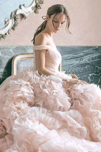 Best Wedding Dresses Fall 2020 - Top