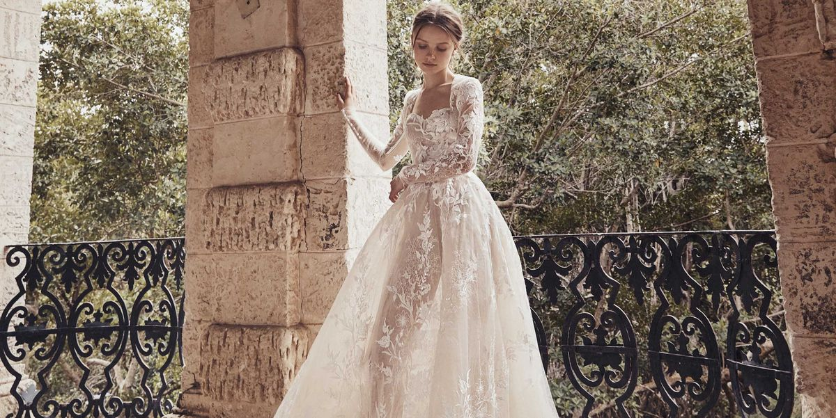 Wedding Dress Trends Spring 2020 Spring 2020 Bridal Trends