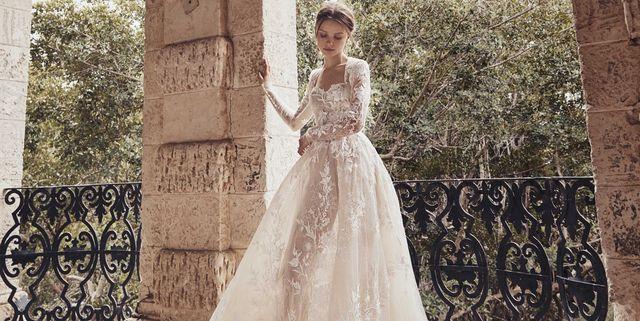 dc5fb4b541c9 Wedding Dress Trends Spring 2020 - Spring 2020 Bridal Trends