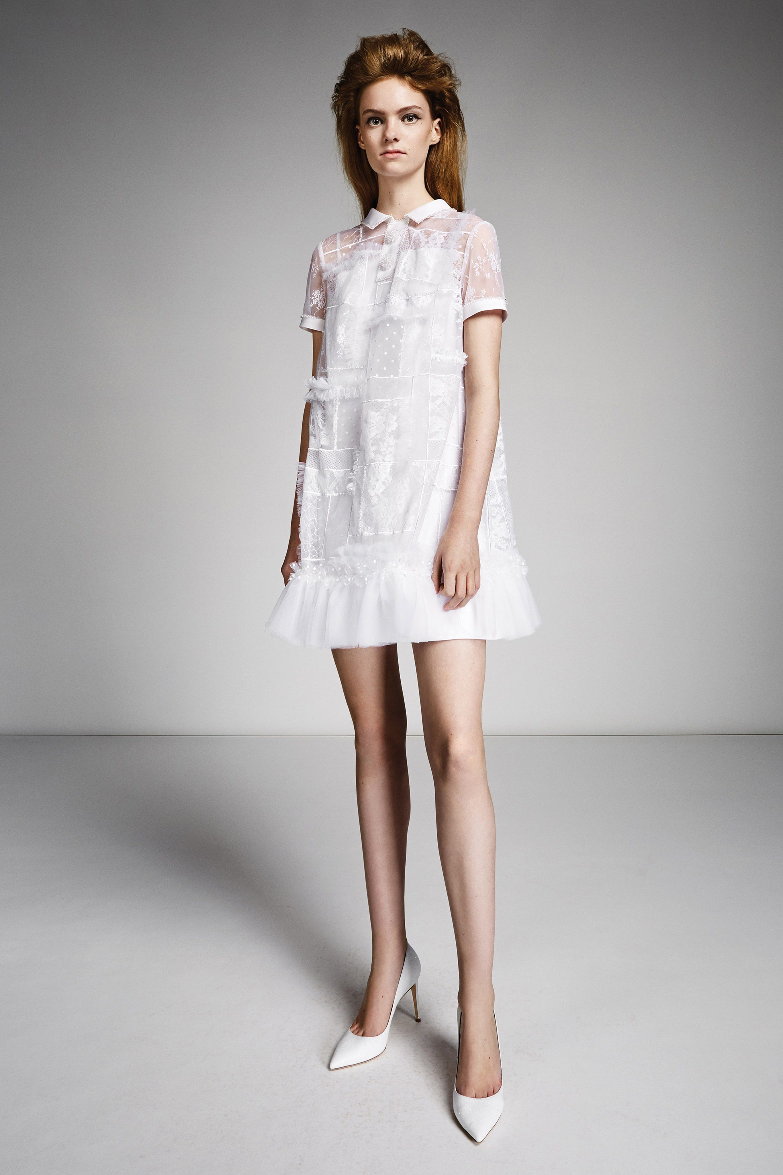 80 Short Wedding Dresses Tea Length And Knee Length White Wedding Dress Ideas