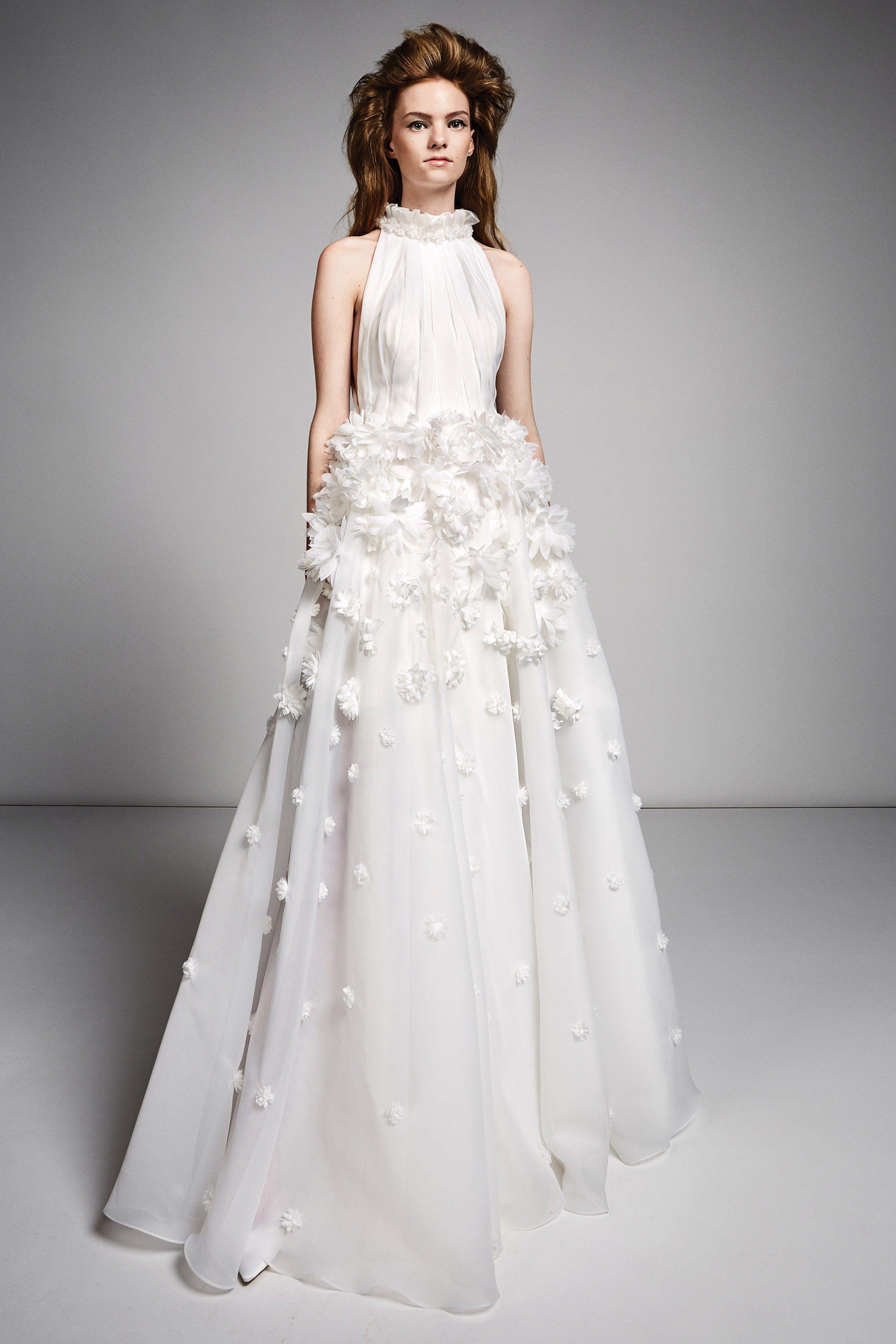 80 Best Wedding Dresses Fall 2019 Top Autumn Bridal Runway Looks