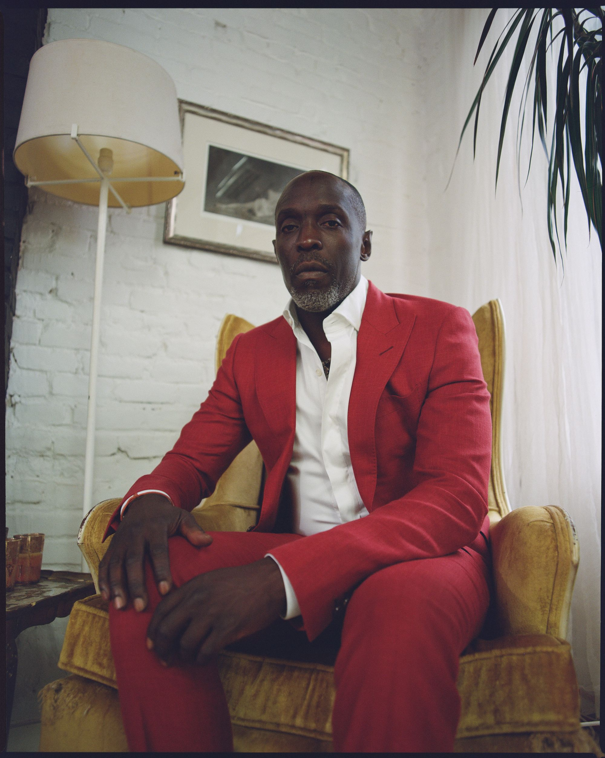 The Grace and Ferocity of Michael Kenneth Williams