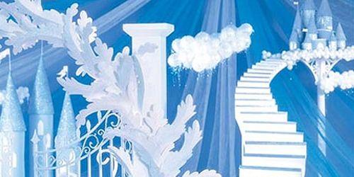 sky cloud prom theme