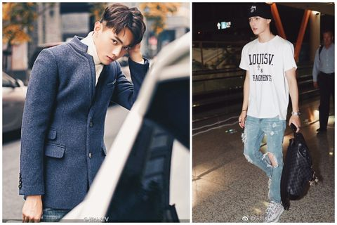 Jeans, Clothing, Denim, Street fashion, Outerwear, Fashion, Cool, Shoulder, Sleeve, Textile,