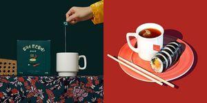 泡麵湯茶包,韓國,palkin,牛骨湯茶包,越南米線茶包