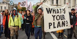 環境保護団体,エクスティンクションリベリオン,XR,Extinction Rebellion,絶滅への反逆,気候変動,対策,デモ,温暖化,ロンドン,