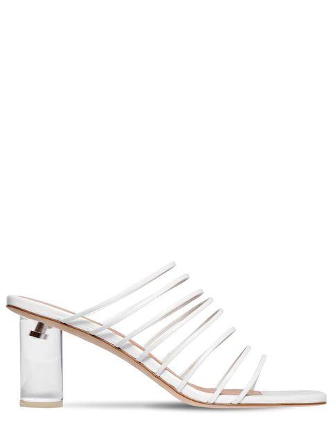 sandali, mule, sandali mule, mule con tacco, mule con plateau, mule anni novanta, sandali anni novanta, sandali minimalisti anni novanta, slides, mule con tacco alto, mule con tacco basso, mules scarpe 2020