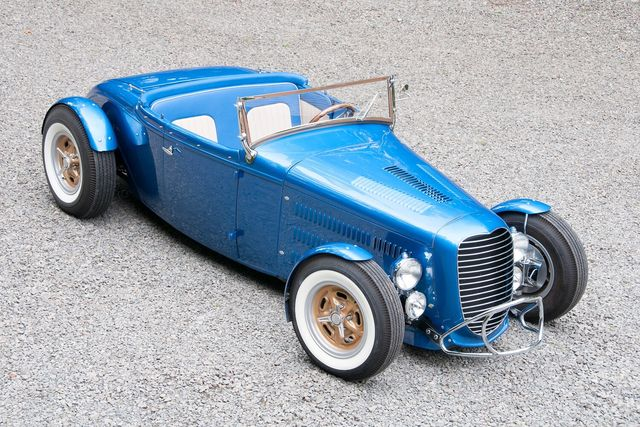 hot rods at the audrain museum