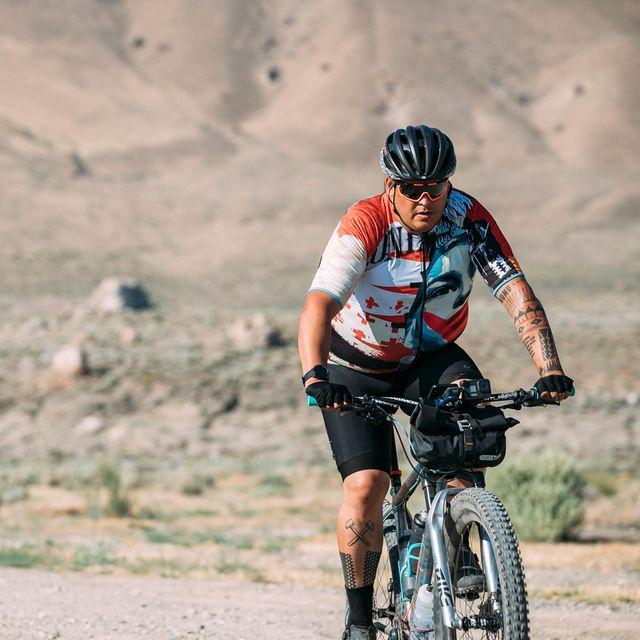 gregg deal bike trip