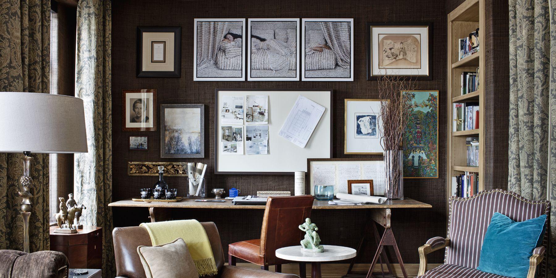 6 Interior Designer Workspaces – Ideas for Home Workspaces