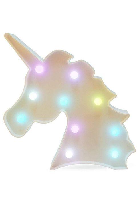 Unicornio luces
