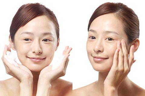 清潔,洗臉,清潔方式,洗臉方式,青春痘,潔顏,洗面乳,乾燥肌,油性肌,敏感肌,混合肌,皮膚ph值