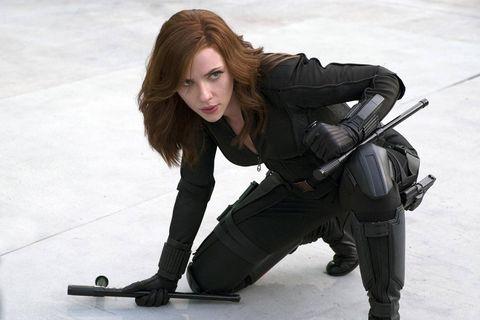 史嘉蕾喬韓森版《黑寡婦》電影確定加盟兩位女神!漫威還力邀艾瑪華森飾演「女龐德」!