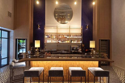 Metronome調酒吧台