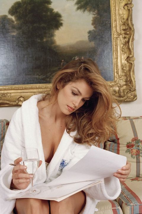 How tall is cindy crawford-2190