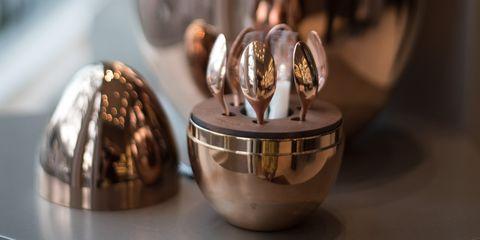 Metal, Copper, Sphere, Egg,