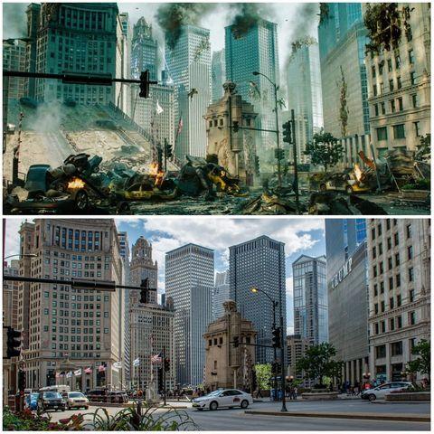 Metropolitan area, Metropolis, City, Urban area, Human settlement, Architecture, Landmark, Building, Skyscraper, Cityscape,
