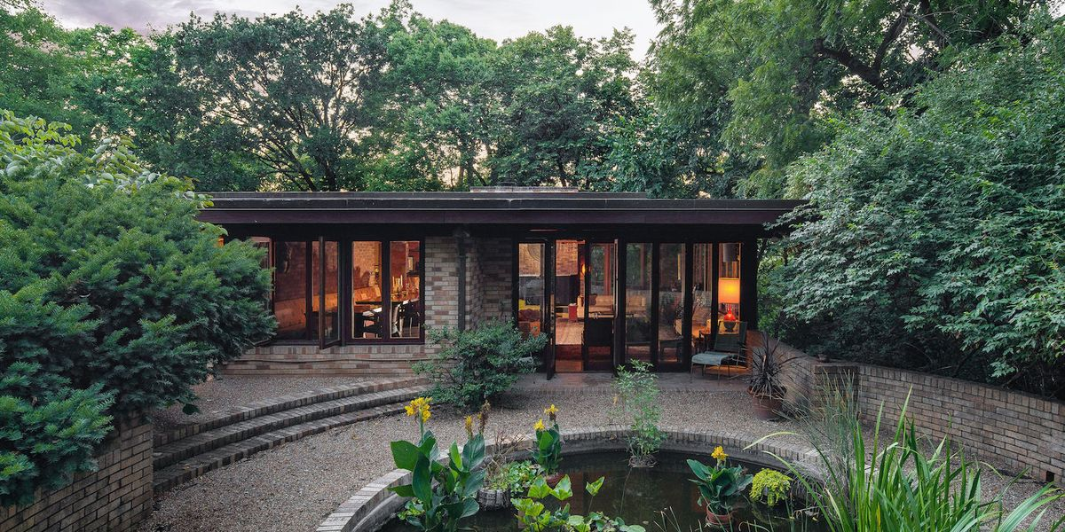 Frank Lloyd Wright Kansas City House For Sale Frank