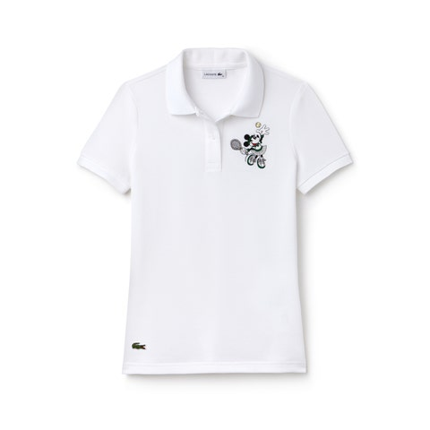 White, Clothing, T-shirt, Polo shirt, Collar, Sleeve, Product, Line, Font, Active shirt,