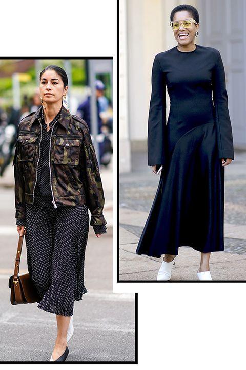 Clothing, Fashion, Street fashion, Fashion model, Dress, Footwear, Pattern, Design, Shoe, Outerwear,