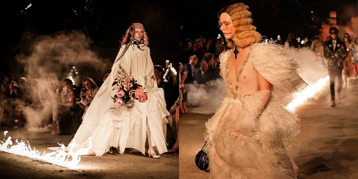 2019早春秀, Alessandro Michele, Gucci, 時尚秀