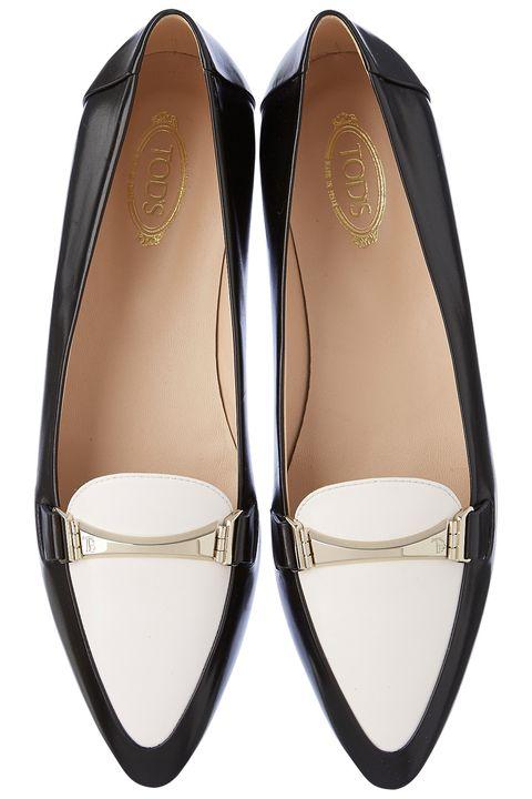 Footwear, Shoe, Brown, Beige, Tan, Slingback, Court shoe, Leather, Ballet flat,