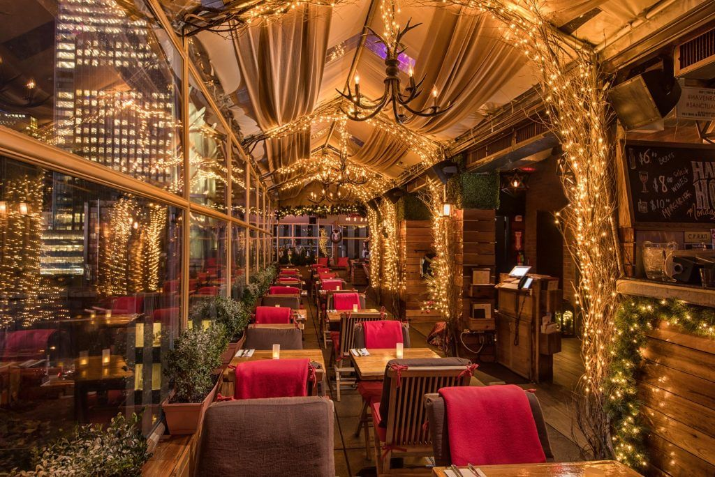 The 14 Best Christmas Bars In New York City, If You Find Yourself In The Big Apple Over The Holidays