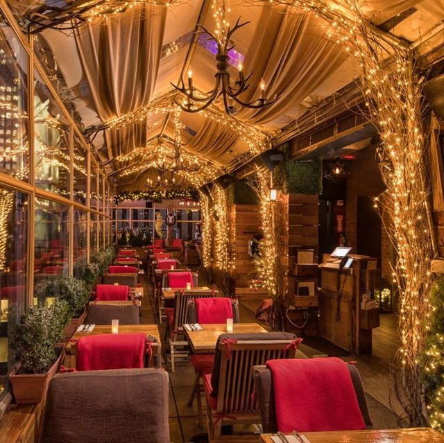 Christmas Themed Restaurants Nyc 2020 14 Best Christmas Bars In NYC   Best Holiday Bars In New York City
