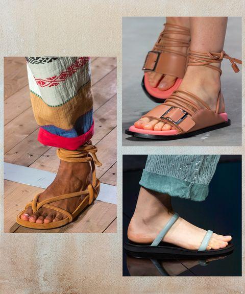 Footwear, Shoe, Ankle, Sandal, Tan, Leg, Brown, Toe, Foot, Joint,