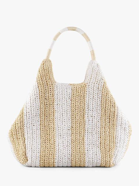 hush beach bag