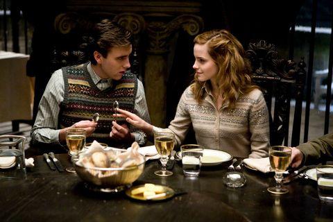 hermione granger neville longbottom