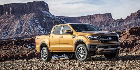 2019 Ford Ranger Pricing