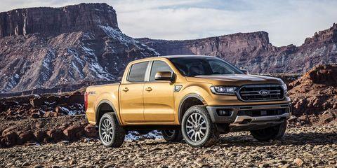 New Ford Truck >> 2019 Ford Ranger Ford Mid Size Ranger Pickup Return