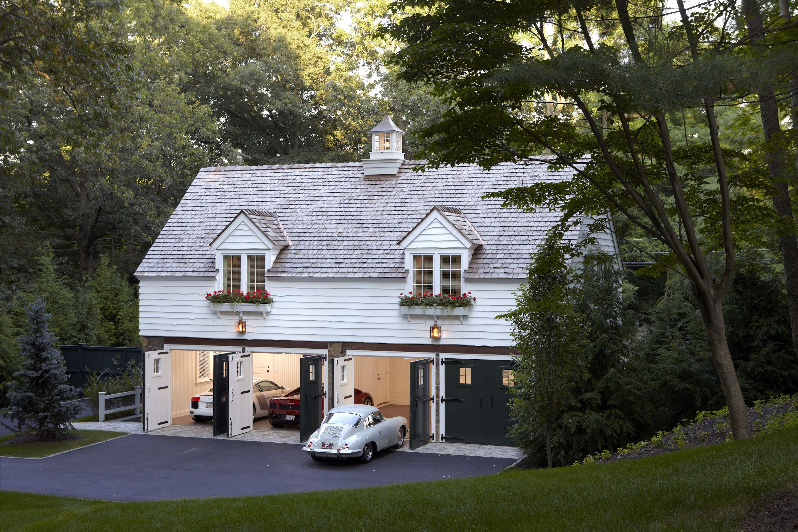 Building the Ultimate Carriage House