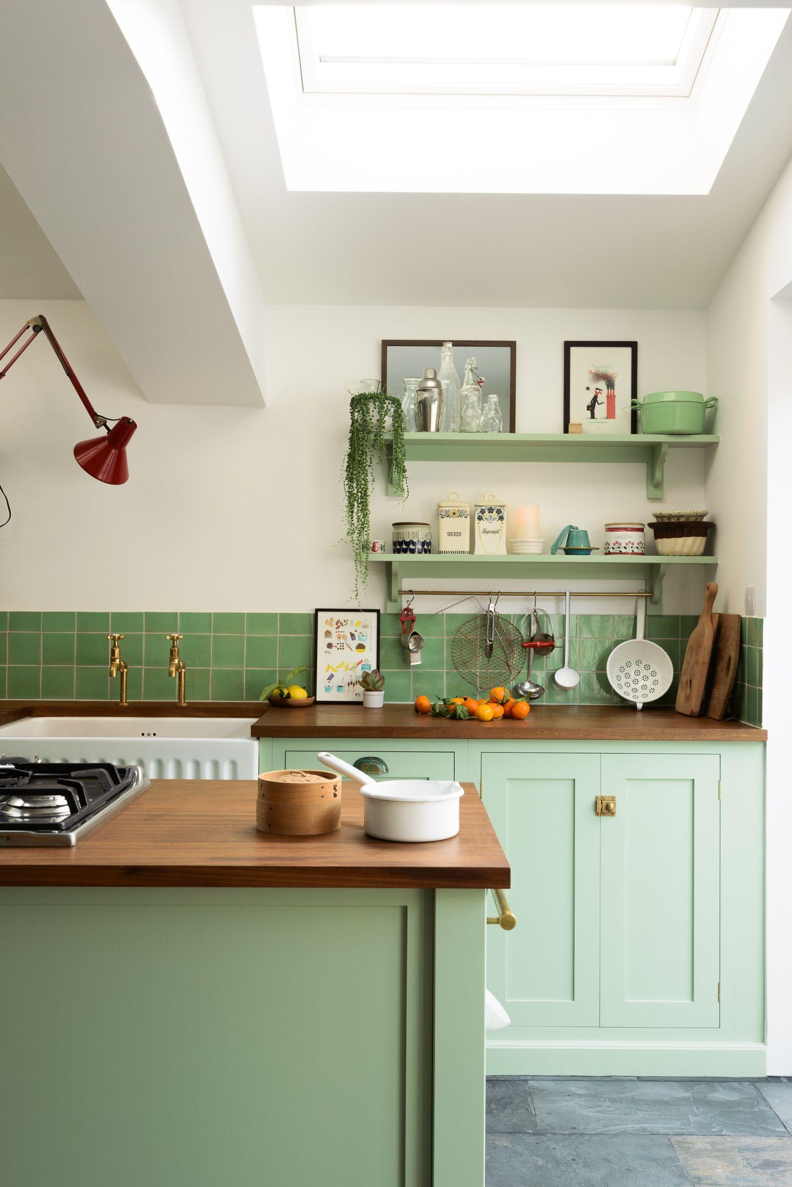 Kitchen colours - modern kitchen colour ideas & 7 Kitchen Colour Ideas - Best Kitchen Paint Colours