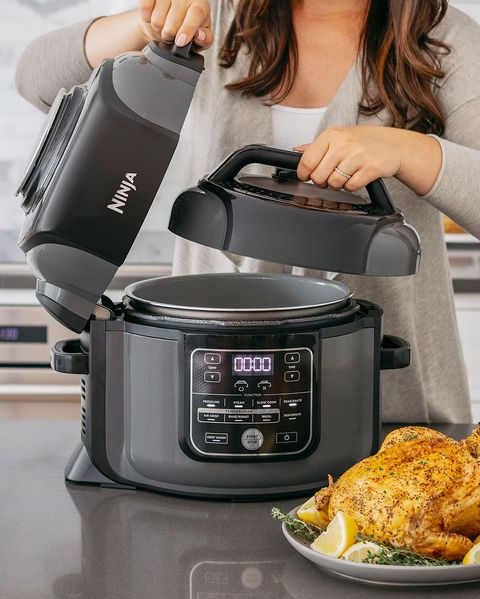 Small appliance, Kitchen appliance, Rice cooker, Home appliance, Food, Deep fryer, Food processor, Dish, Crock, Cookware and bakeware,