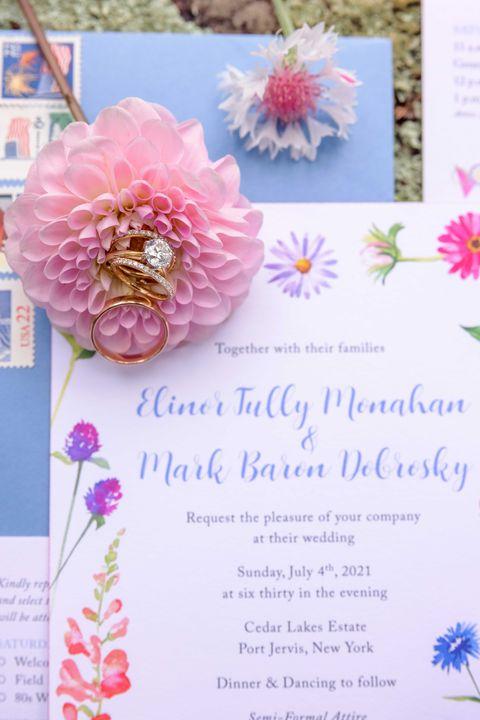 ellie monahan wedding