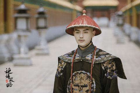 People, Tradition, Fashion, Street fashion, Headgear, Uniform, Temple, Military uniform, Cap, Tourism,