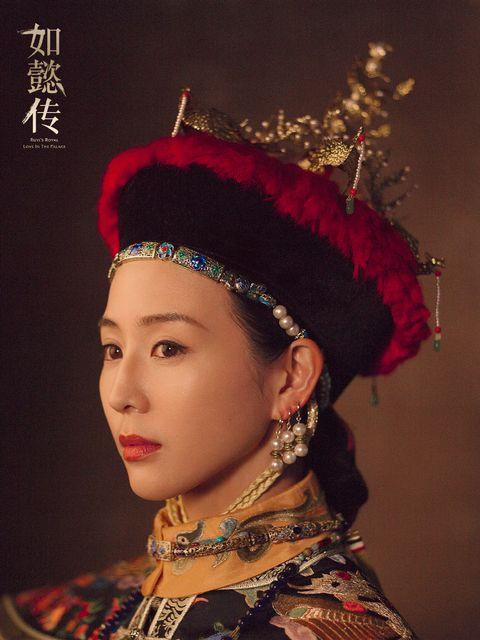 Headpiece, Clothing, Hair accessory, Tradition, Headgear, Fashion accessory, Jewellery, Neck, Ear,