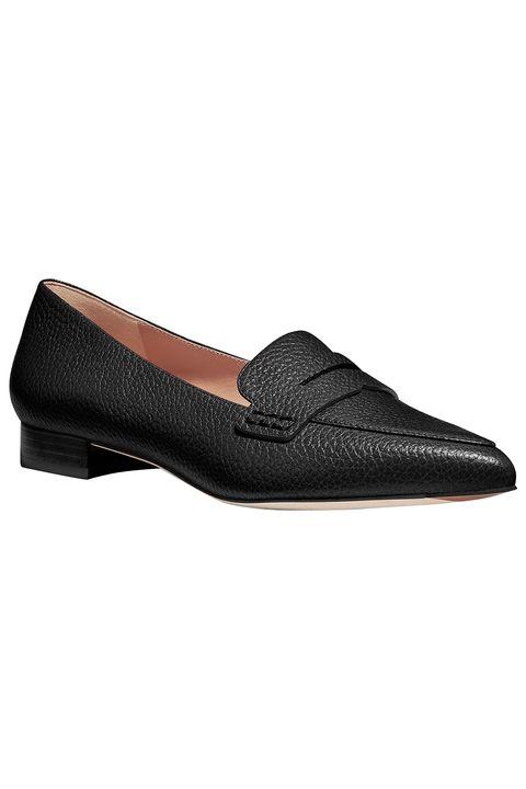 Footwear, Shoe, Court shoe, Leather, Slipper, Ballet flat, Dancing shoe,