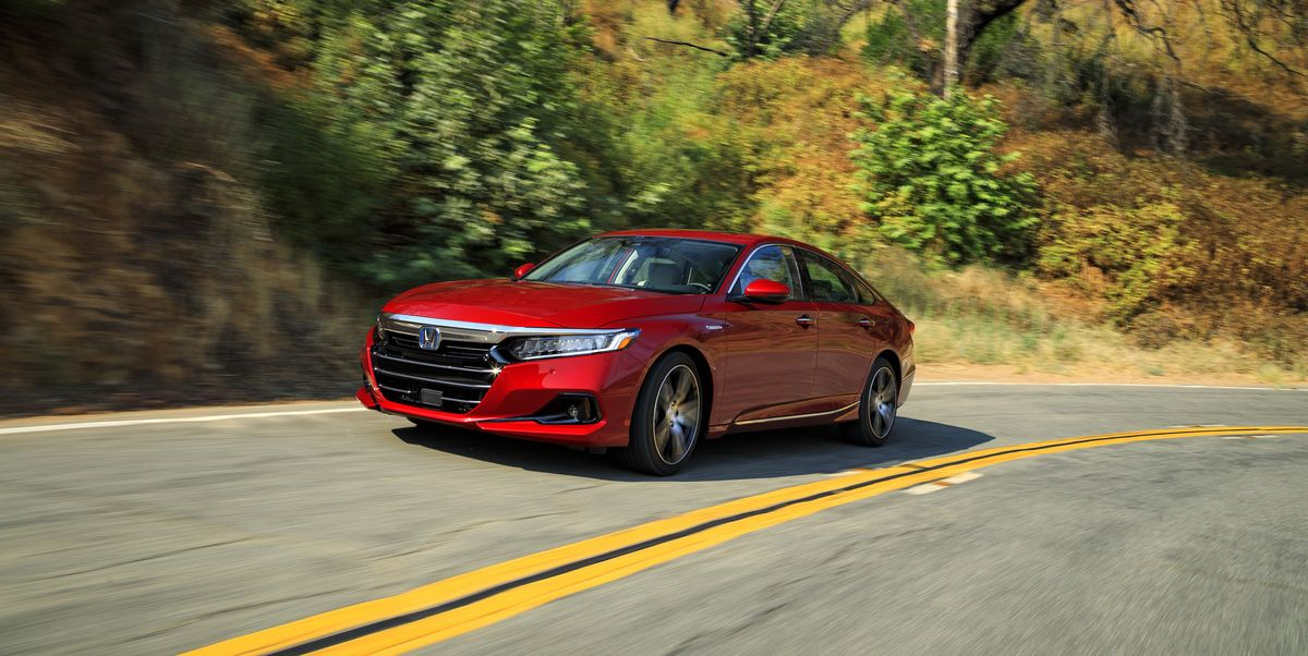 Honda Updated the 10th Generation Accord For 2021
