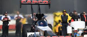 NHRA Steve Torrence Top Fuel Champion