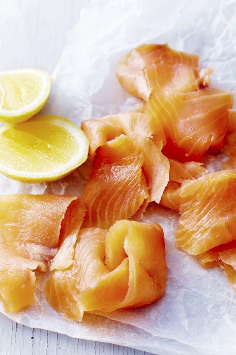 keto thanksgiving recipes   salmon smoked fat bombs
