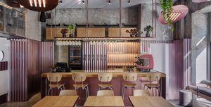 Rare Pastrami Bar, Crosby Studios – Milyutinskiy Pereulok, Mosca.