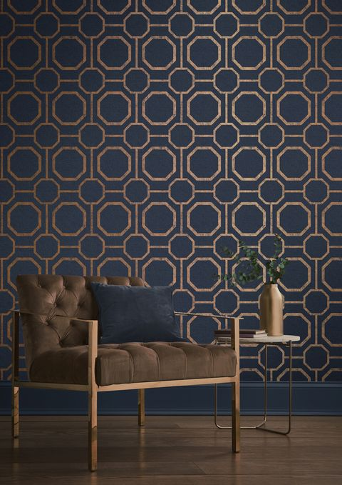 Autumn/Winter 2018 home decor/interior design trends - wallpaper