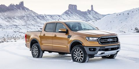 Ford Ranger Bolt Pattern >> 2019 Ford Ranger Specs Release Date Price New Ford