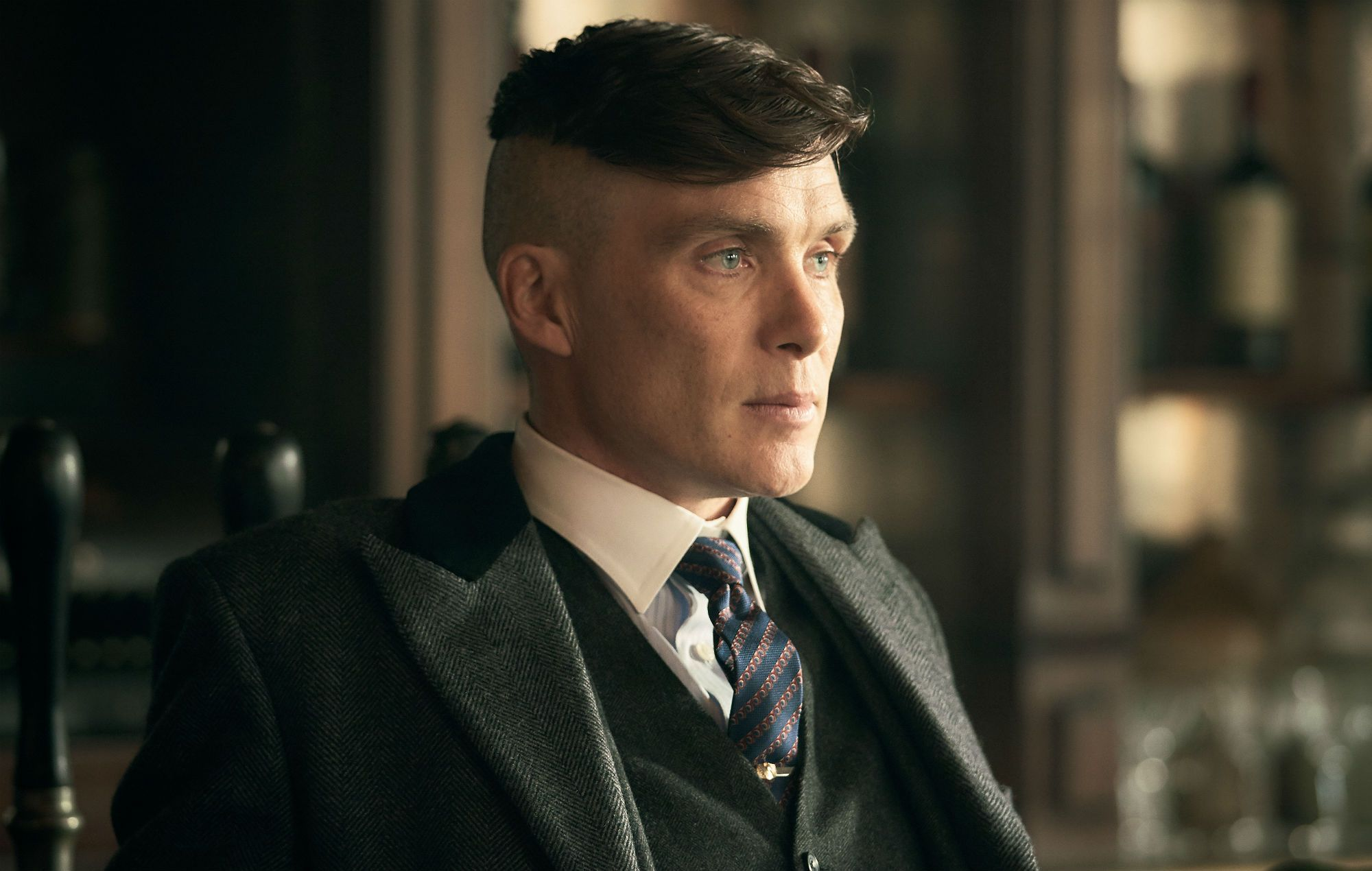 Everything We Learned From Cillian Murphy And Steven Knight's 'Peaky Blinders' AMA