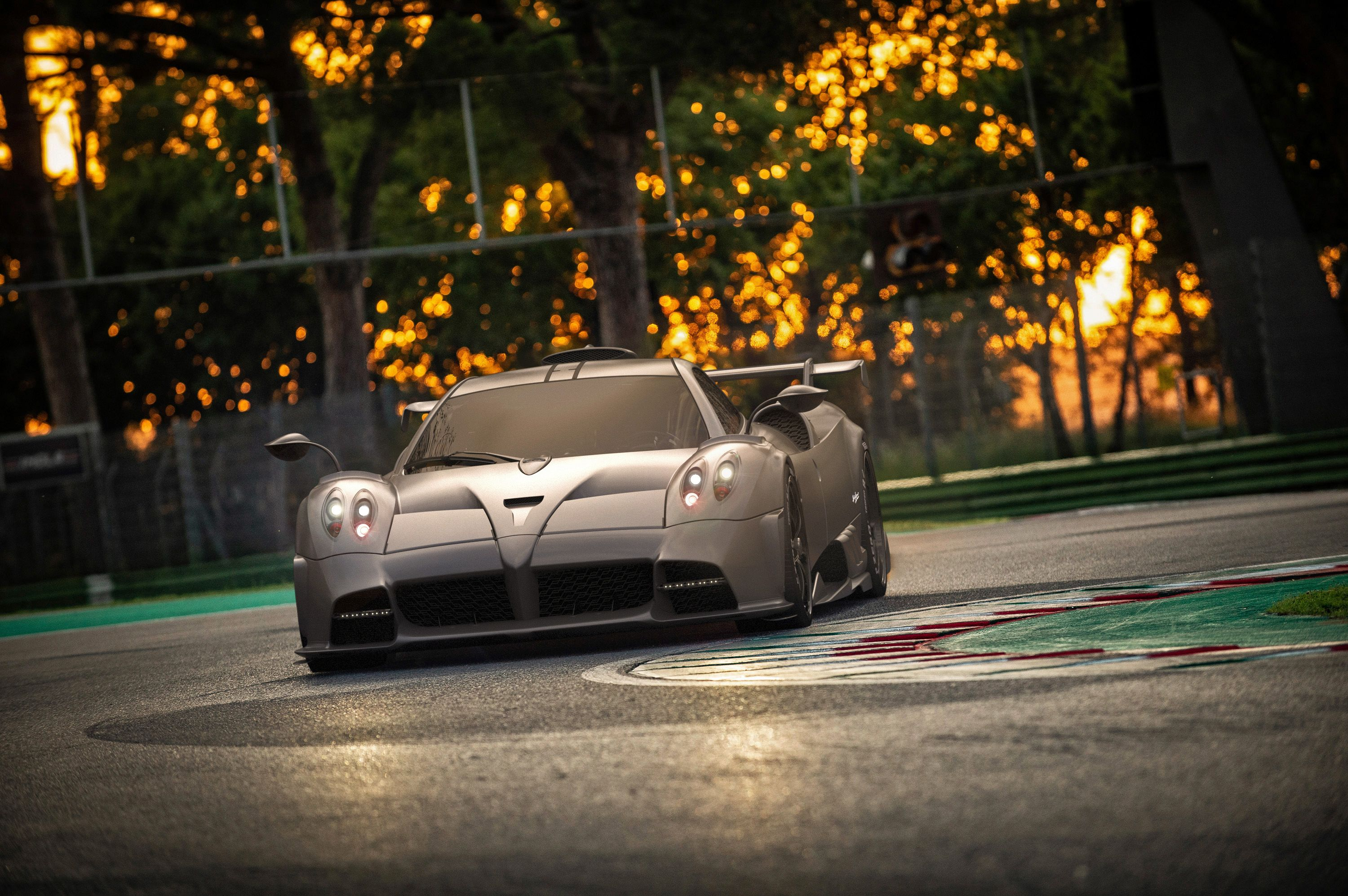 The Pagani Imola Is a Wild Track-Ready Huayra With 827 Horsepower
