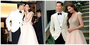 林志玲、Akira 婚禮晚宴台南第一美術館