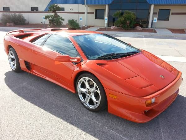 This LS-Swapped Lamborghini Diablo Is the Reliable Supercar of Your Dreams